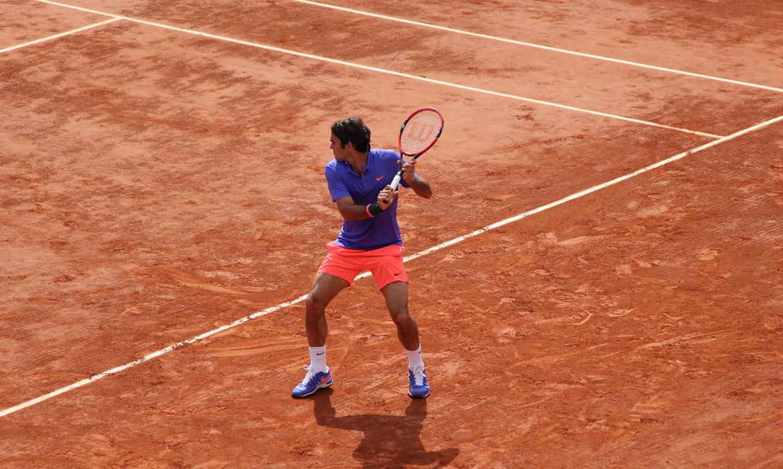 roger federer terre battue tennis