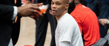 russell westbrook houston rockets nba