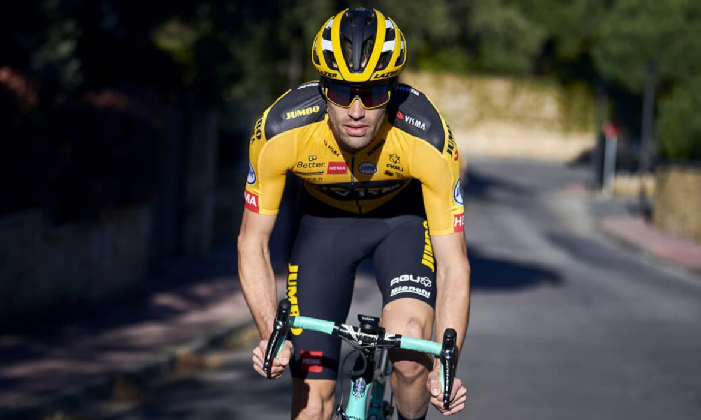 tom dumoulin jumbo visma cyclisme