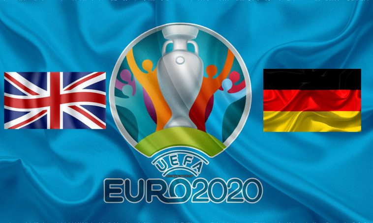 Angleterre-Allemagne